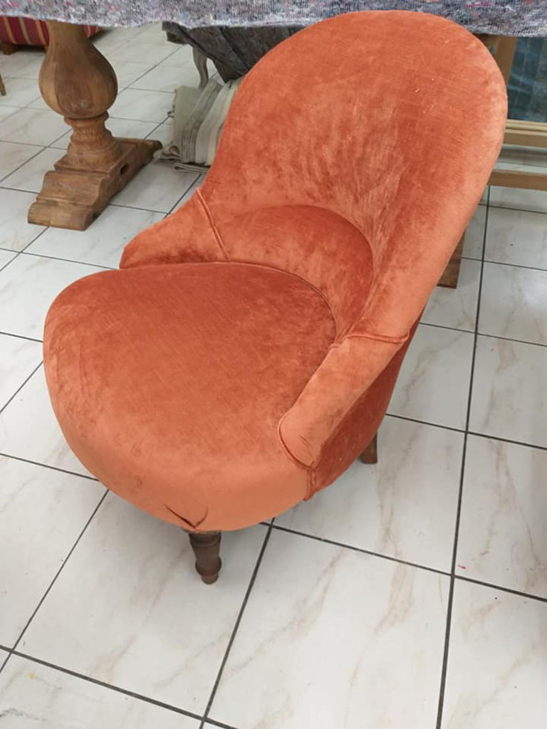 Fauteuil crapaud N°13