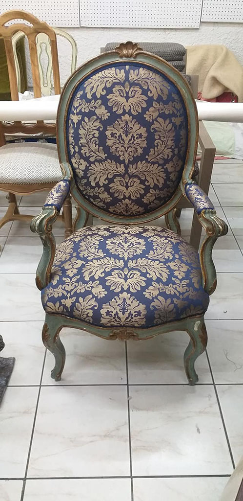 Fauteuil N°75